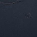 С.P. Company Round Men's Sweatshirt Blue photo- 2