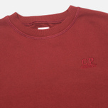 С.P. Company Round Men's Sweatshirt Red photo- 1