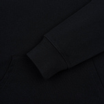 Мужская толстовка Carhartt WIP Kangaroo College Black/White фото- 3