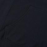 Мужская толстовка Champion Reverse Weave Basic Patch Logo Navy фото- 4