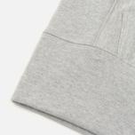 Мужская толстовка Champion Reverse Weave Basic Patch Logo Oxford Grey фото- 4