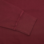 Мужская толстовка Fred Perry Loopback Crew Mahogany фото- 3