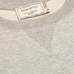Maison Kitsune Palais Royal Men's Sweatshirt Grey Melange photo- 2