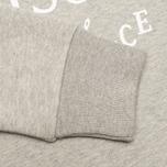 Maison Kitsune Palais Royal Men's Sweatshirt Grey Melange photo- 3