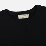 Мужская толстовка Maison Kitsune Tricolor Fox Patch Black фото- 1