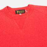 Мужская толстовка Levi's Vintage Clothing 1950s Crew Bright Red фото- 1