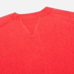 Мужская толстовка Levi's Vintage Clothing 1950s Crew Bright Red фото- 2