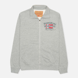 Napapijri Baccon Men's Sweatshirt Grey Melange photo- 0