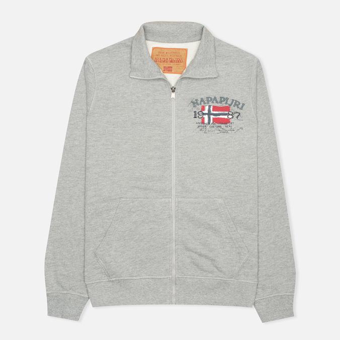 Napapijri Baccon Men's Sweatshirt Grey Melange