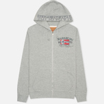 Napapijri Barcus Summer Men's Hoody Grey Melange photo- 0