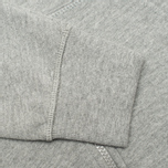 Napapijri Barcus Summer Men's Hoody Grey Melange photo- 4