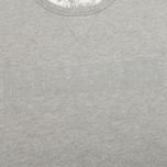 Мужская толстовка Napapijri Britain Grey Melange фото- 2