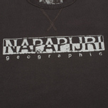 Napapijri Britain Men's Hoody Tar photo- 2