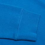 Мужская толстовка Napapijri Burgee Neogeo Blue фото- 3