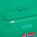 Napapijri Burgee Neogeo Men's Hoody Green photo- 2