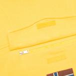 Мужская толстовка Napapijri Burgee Neogeo Yellow фото- 2