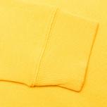 Мужская толстовка Napapijri Burgee Neogeo Yellow фото- 3