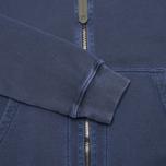 Мужская толстовка Nemen Basic Full Zip Grey Avio фото- 2