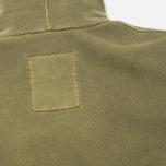Nemen Basic Full Zip Men's Hoody Military Green photo- 3