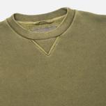 Мужская толстовка Nemen Roundneck Military Green фото- 1