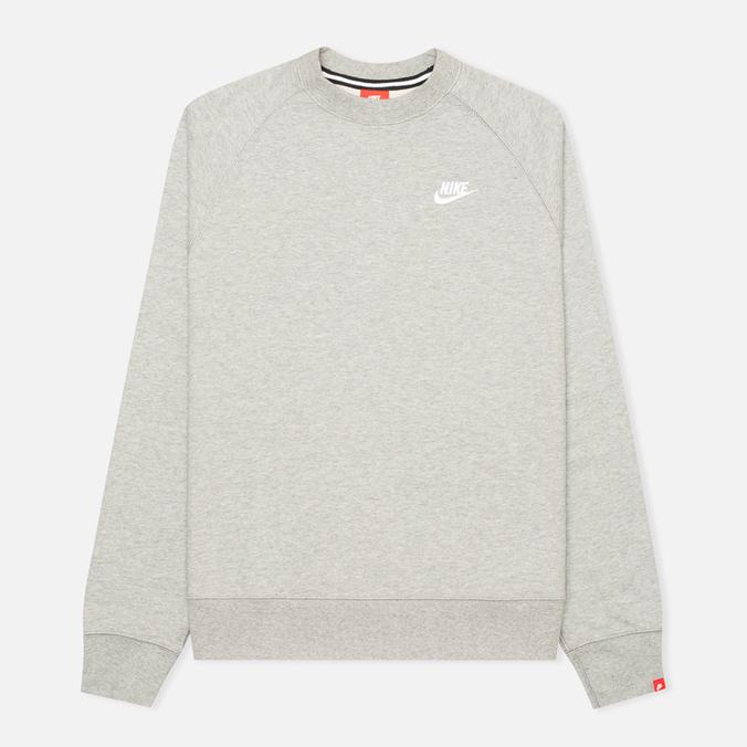 Nike AW77 French Terry Men's Sweatshirt Grey