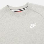 Мужская толстовка Nike AW77 French Terry Grey фото- 1