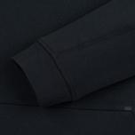 Мужская толстовка Nike Tech Fleece Crew Black фото- 3