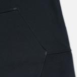 Мужская толстовка Nike Tech Fleece Crew Black фото- 4