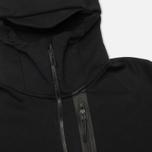 Мужская толстовка Nike Tech Fleece Full Zip Black фото- 1