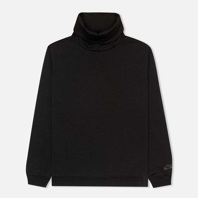 Мужская толстовка Nike Tech Fleece Funnel Black
