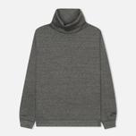 Мужская толстовка Nike Tech Fleece Funnel Grey фото- 0