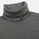 Мужская толстовка Nike Tech Fleece Funnel Grey фото- 1