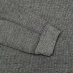 Мужская толстовка Nike Tech Fleece Funnel Grey фото- 2