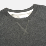 Мужская толстовка Norse Projects Ketel Crew Charcoal Melange фото- 1