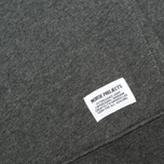 Мужская толстовка Norse Projects Ketel Crew Charcoal Melange фото- 2