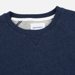 Мужская толстовка Norse Projects Ketel Crew Navy фото- 1