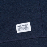 Мужская толстовка Norse Projects Ketel Crew Navy фото- 3