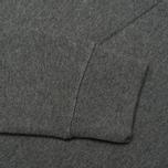 Мужская толстовка Norse Projects Ketel Hood Charcoal Melange фото- 3