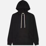 Reigning Champ Pullover Midweight Twill Terry Men`s Hoody Black photo- 0