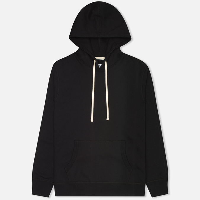 Reigning Champ Pullover Midweight Twill Terry Men`s Hoody Black