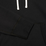 Reigning Champ Pullover Midweight Twill Terry Men`s Hoody Black photo- 2