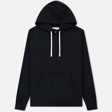Мужская толстовка Reigning Champ Pullover Midweight Twill Terry Black фото- 0