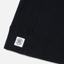 Мужская толстовка Reigning Champ Pullover Midweight Twill Terry Black фото- 3