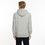Мужская толстовка Reigning Champ Pullover Midweight Twill Terry Heather Grey фото- 6