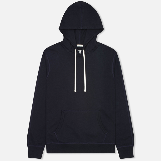 Мужская толстовка Reigning Champ Pullover Midweight Twill Terry Navy