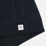 Мужская толстовка Reigning Champ Pullover Midweight Twill Terry Navy фото- 3