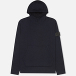 Мужская толстовка Stone Island Shadow Project Double Face Navy Blue фото- 0