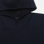 Мужская толстовка Stone Island Shadow Project Double Face Navy Blue фото- 1