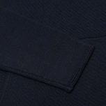 Мужская толстовка Stone Island Shadow Project Double Face Navy Blue фото- 3
