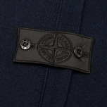 Мужская толстовка Stone Island Shadow Project Double Face Navy Blue фото- 2